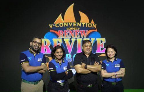 QNET V-Convention